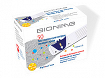 Тест-полоски Bionime Rightest GS300 50 штук