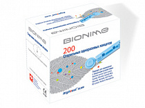 Ланцеты Bionime Rightest 200 штук стерил. 30G
