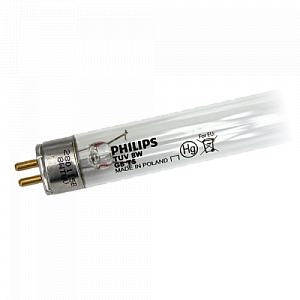 Лампа Philips TUV 08W
